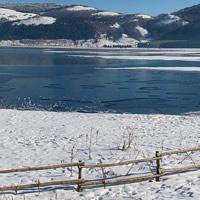 Pista sciistica Lago Laceno