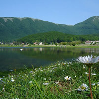 Lago Laceno a Bagnoli Irpino