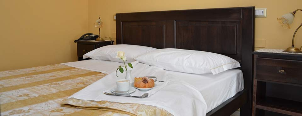 Our rooms - bed and breakfast solution